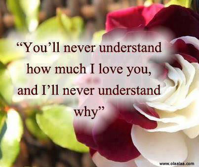 Nice Love Quotes Thoughts Understand Logical Clouds